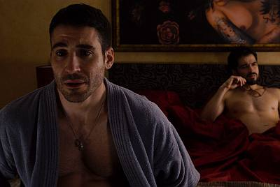 alfonso herrera LGBT in real life - with miguel angel silvestre