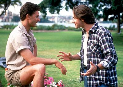 russell crowe gay - the sum of us - john polson