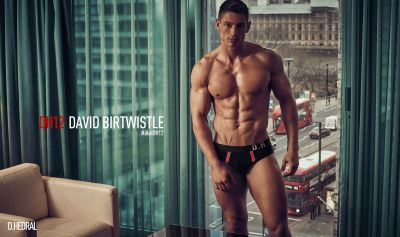David Birtwistle Too Hot to Handle - underwear model
