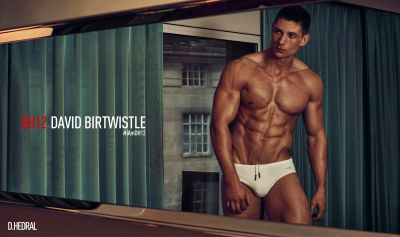 David Birtwistle underwear model for d hedral