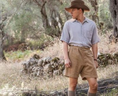 callum woodhouse fashion style the durrells