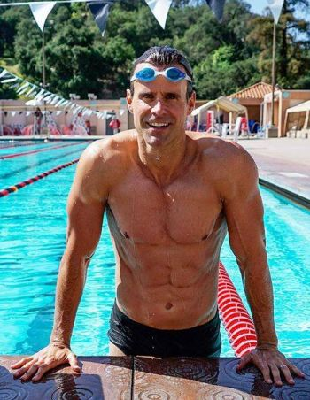 cameron mathison older shirtless in speedo