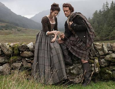 jamie fraser kilt sam heughan - dating