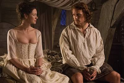 jamie fraser wedding kilt outlander
