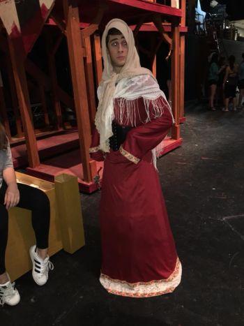 jaren lewison pearce theater - shakespeare