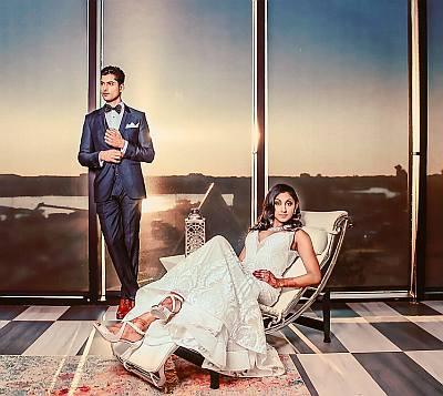 rushi kota wife wedding to Reeshelle Sookram