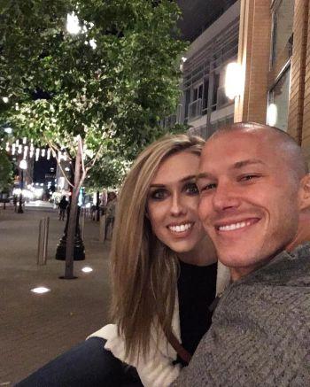 skyler maxon girlfriend - date night with his cinderella