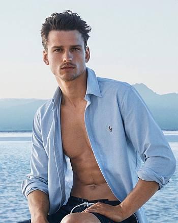 top male models best earning - simon nessman