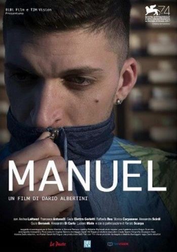 Andrea Lattanzi actor - award - manuel