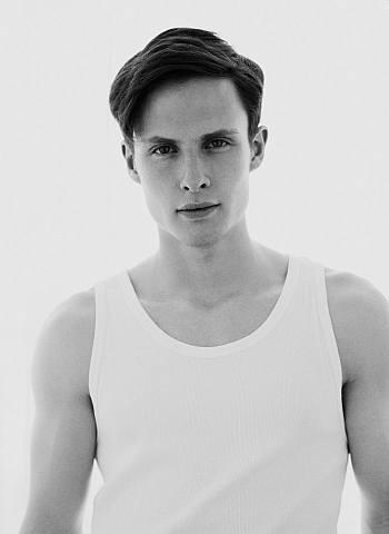 Arnas Federman model - athletic shirt