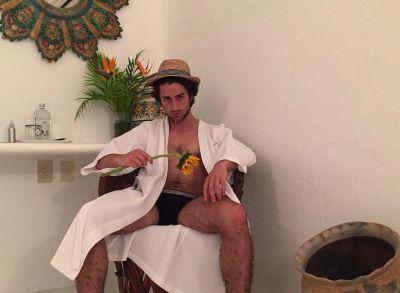 Dario Yazbek Bernal underwear ropa interior