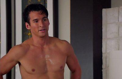 jay hayden shirtless body