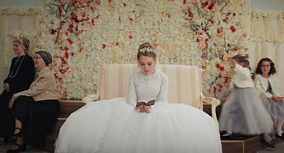unorthodox wedding scene williamsburg - berlin