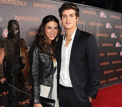 daniel sharman girlfriend asha leo