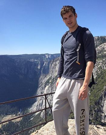 guys in sweatpants - daniel sharman