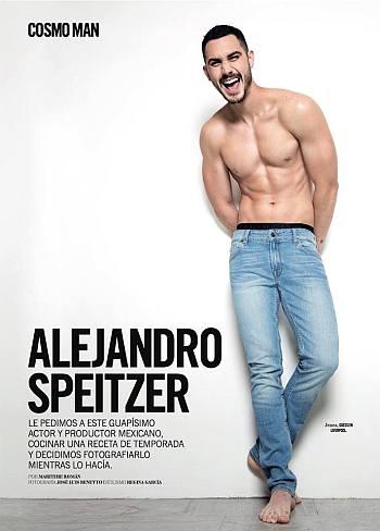 Alejandro Speitzer body