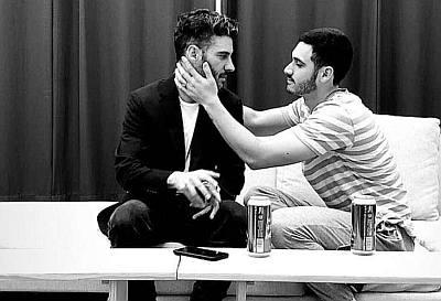 Alejandro Speitzer gay in straight