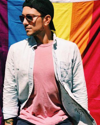 Gabriele Bertaccini gay boyfriend