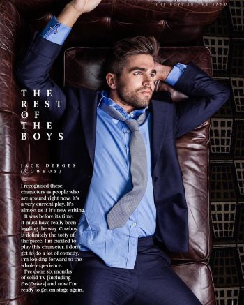 Jack Derges gay - in boys in the band