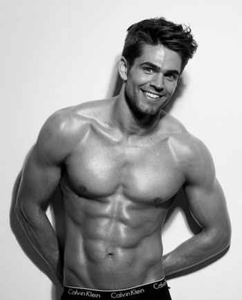 Jack Derges shirtless body - sexiest man in walford
