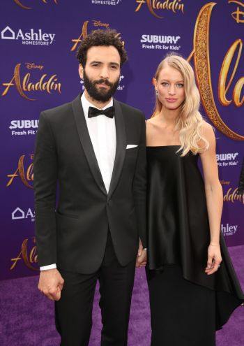 Marwan Kenzari girlfriend nora ponse
