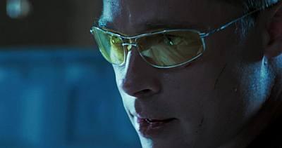 Oliver Peoples Nitro Sunglasses - brad pitt