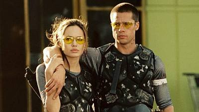 Oliver Peoples Nitro Sunglasses - mr and mrs smith
