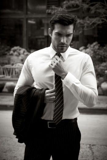 Peter Porte hot men in suit