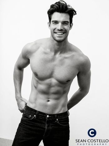 Peter Porte washboard abs