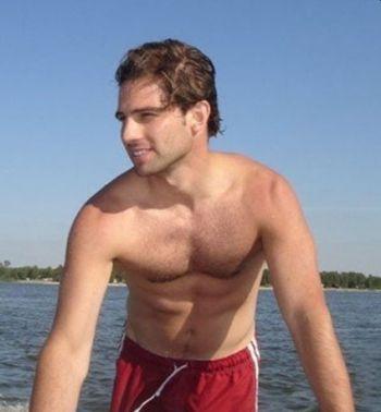 Scott McGillivray body
