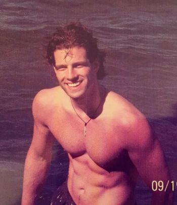 Scott McGillivray shirtless canadian hunk