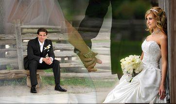 Scott McGillivray wedding with wife sabrina - 2009