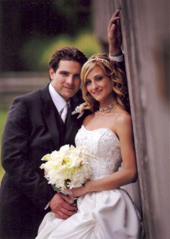Scott McGillivray wedding with wife sabrina