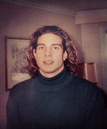 Scott McGillivray young haircut