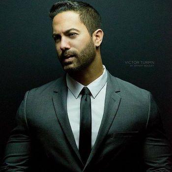 Victor Turpin hot men in suit