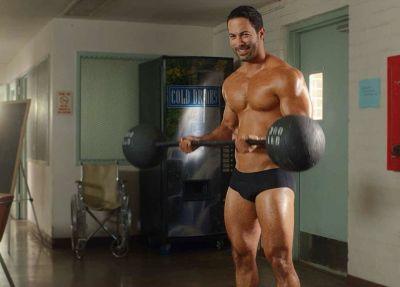 Victor Turpin underwear - killing hasselhoff