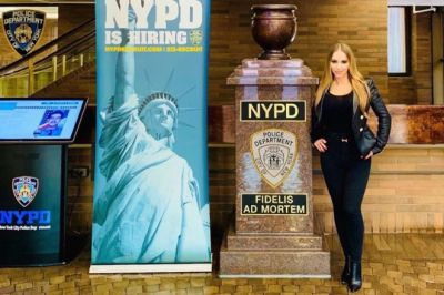 annina ucatis new york police department