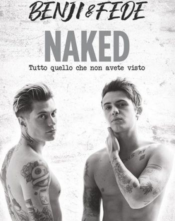benji and fede naked book