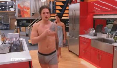 big brother canada underwear hunk - emmett blois bbcan1-2