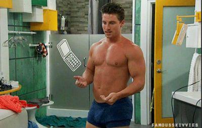 big brother underwear hunks brett robinson