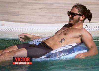 big brother underwear hunks victor arroyo