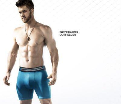 bryce harper under armour boxerjock underwear
