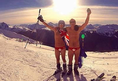 canadian speedo boys - snow conquerors