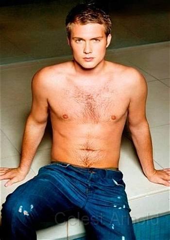 chris fountain shirtless hot body