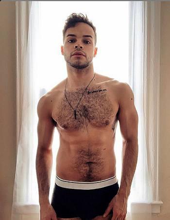 chris medlin hot underwear boxer briefs