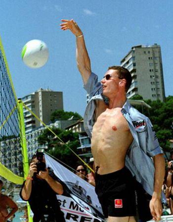 david coulthard shirtless body