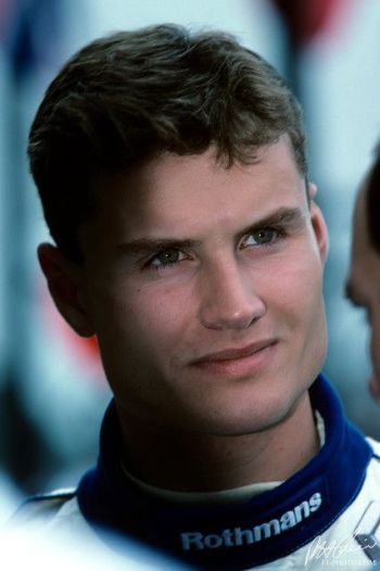 david coulthard young