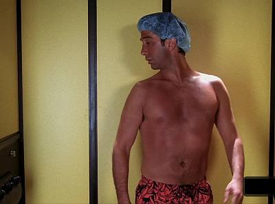 david schwimmer shirtless body
