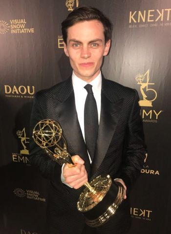 freddy carter emmy awards