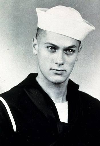 hot celebrity sailors - tony curtis